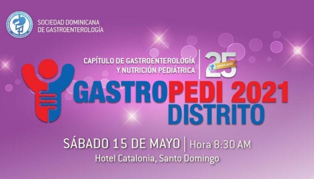 Gastroenterólogos anuncian su jornada pediátrica Gastropedi 2021