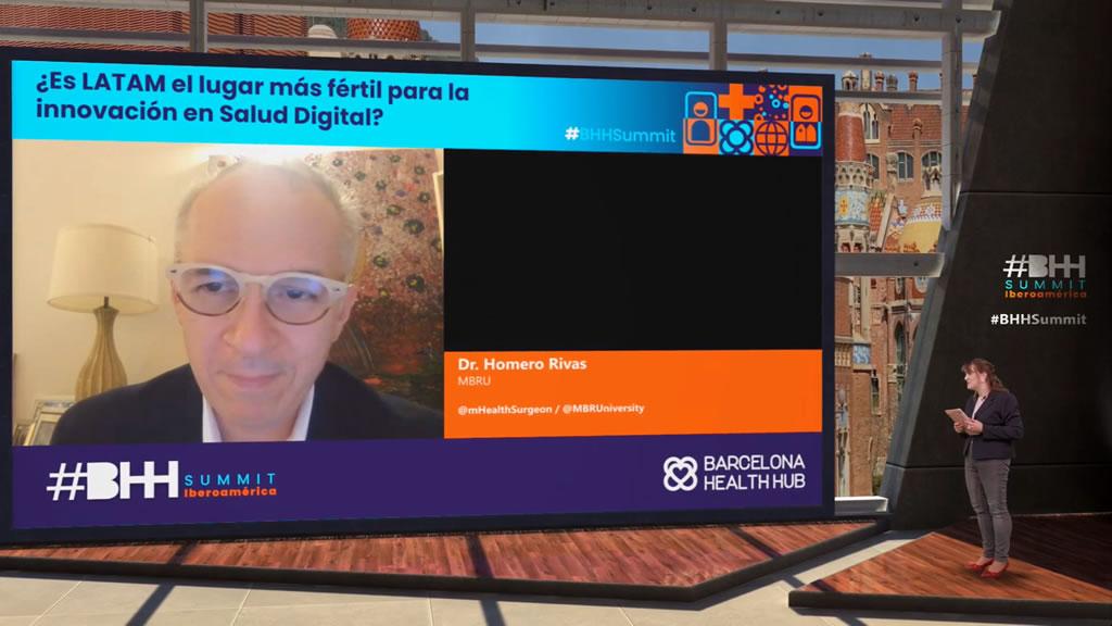 Aseguran Latinoamérica está lista para salud digital