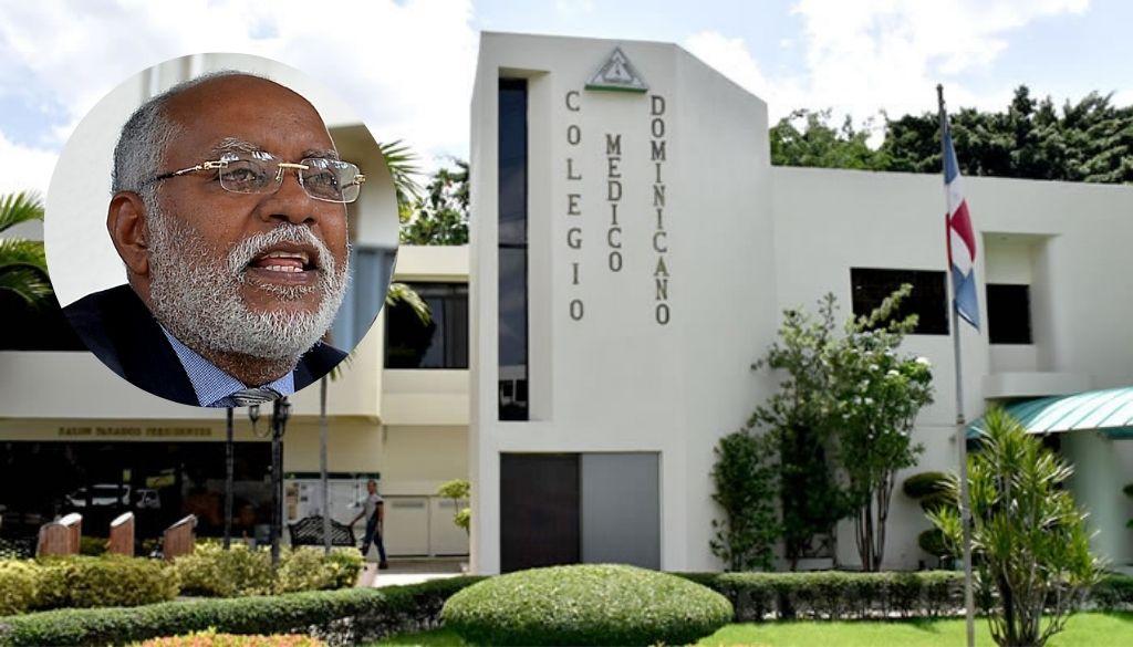 Doctor Wilson Roa buscará nuevamente la presidencia del Colegio Médico