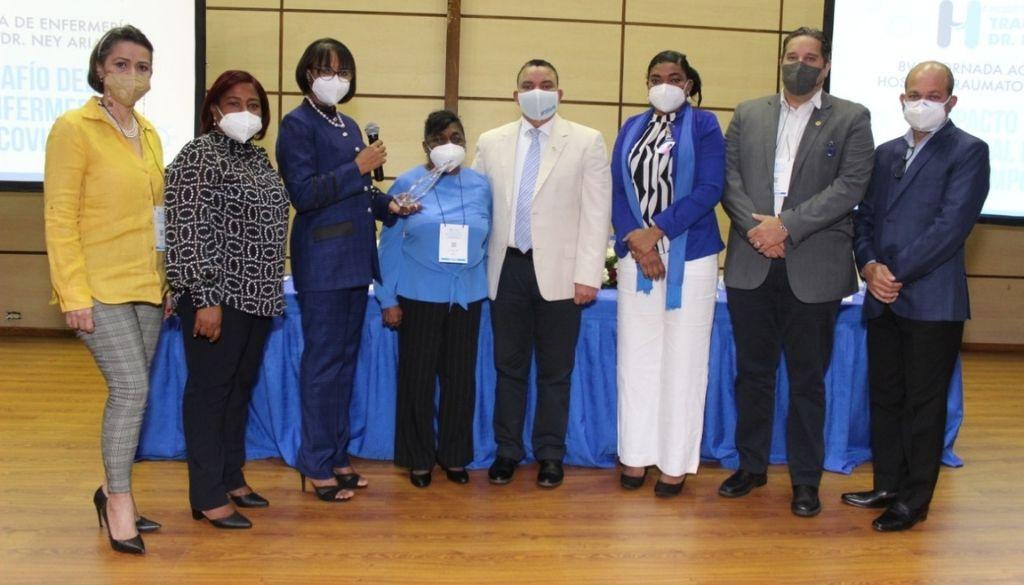 Hospital Ney Arias realiza VIII Jornada de Enfermería