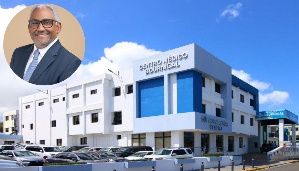 Designan al Lic. Rafael Elías Núñez como administrador del Centro Médico Bournigal