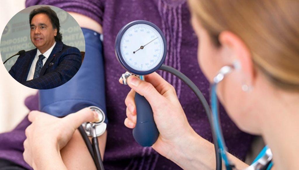 Demandan retomar iniciativas para reducir impacto de hipertensión Arterial