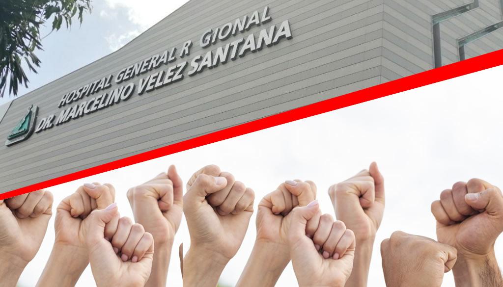 Médicos amenazan paralizar servicios en hospital