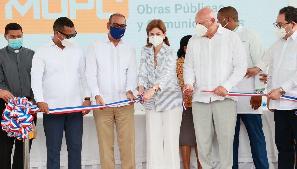 Inauguran hospital en Las Terrenas