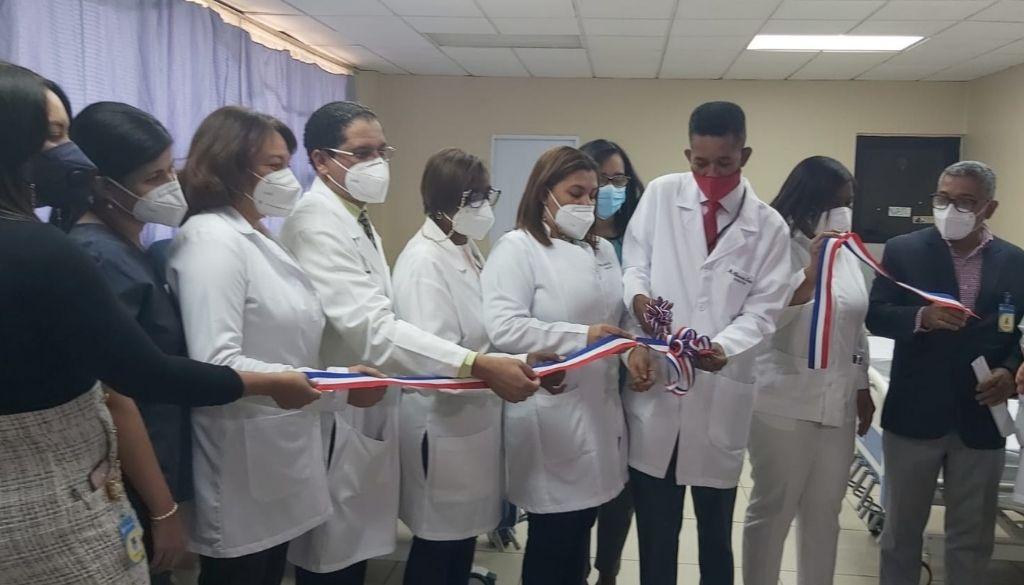 El Robert Reid inaugura sala de Neurología Infantil