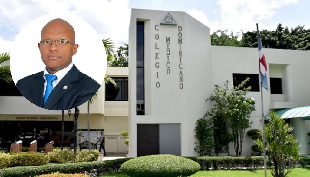 El doctor Peña Núñez se suma a la carrera por presidencia del CMD