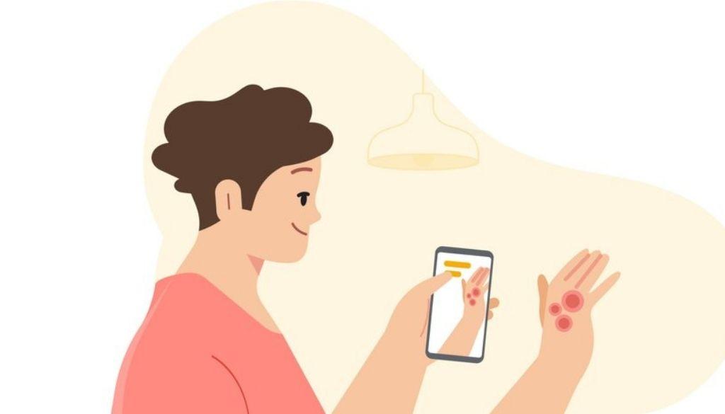 Google lanza aplicación de asistencia dermatológica