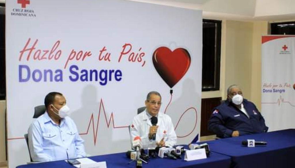 Lanzan campaña promueve cultura de donación de sangre