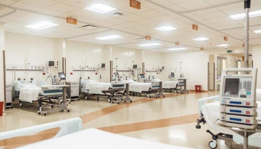 Aumentan camas de UCI para COVID-19 en Ciudad Sanitaria