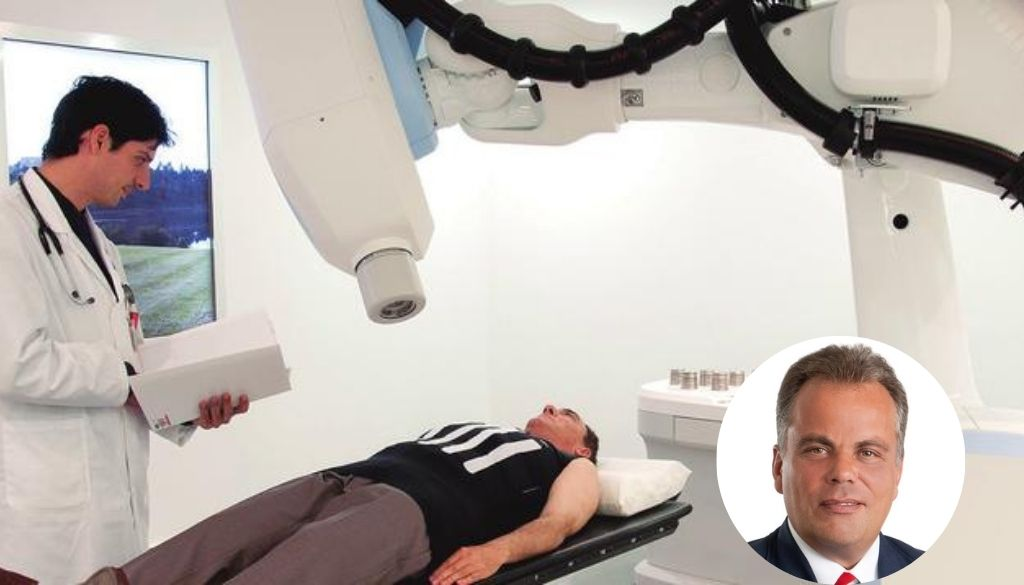 País será sede del primer estudio multicéntrico sobre radiocirugía hipofraccionada