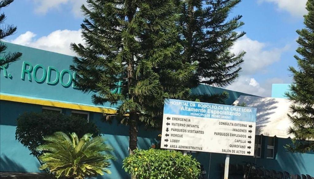 Hospital Rodolfo de la Cruz Lora se convierte en Centro de  Tercer Nivel de Atención