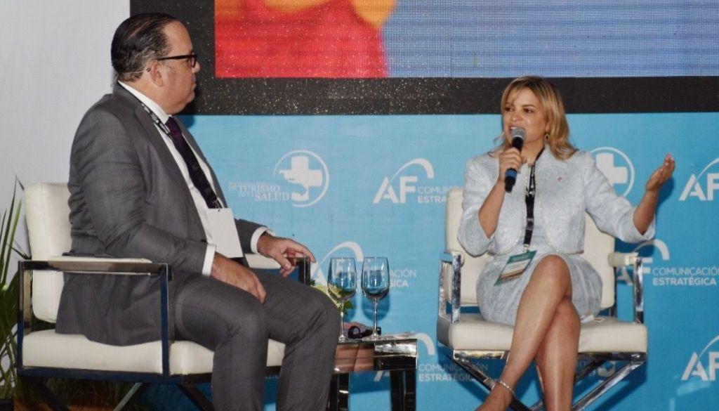Hospital Hugo Mendoza  participa en congreso de turismo de salud