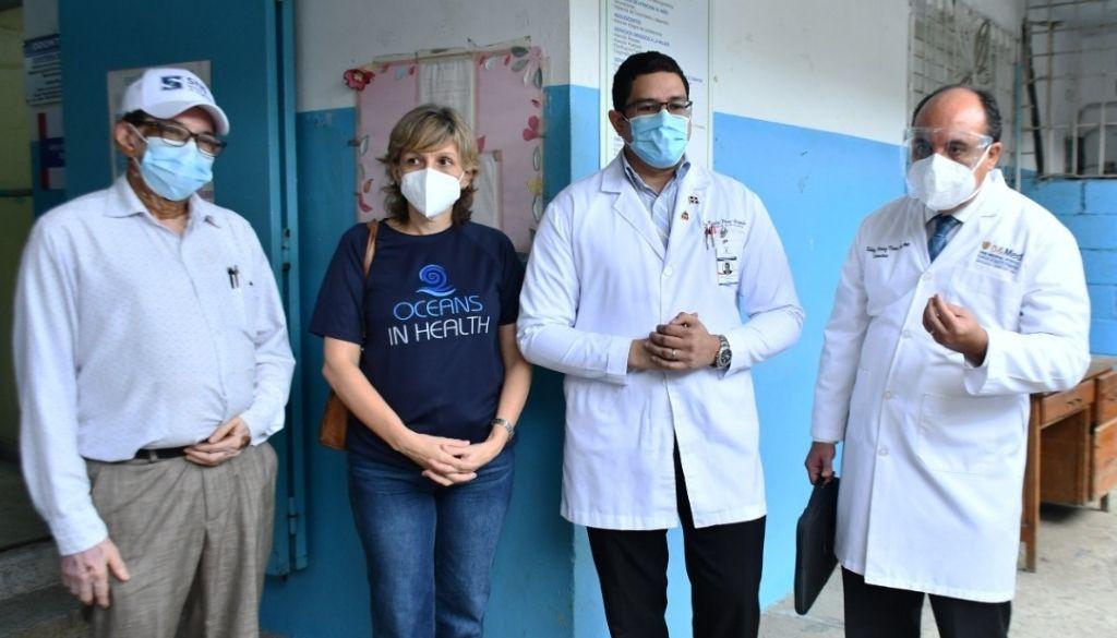 Two Oceans In Health y autoridades inician plan piloto de Rastreo por Contacto en Guachupita