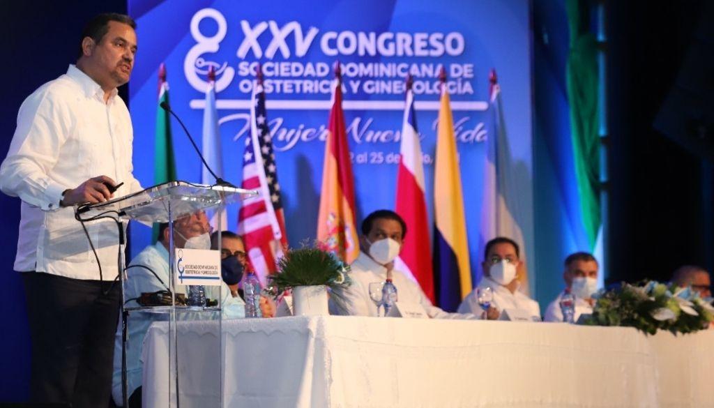 Con participación masiva inicia congreso de ginecólogos obstetras