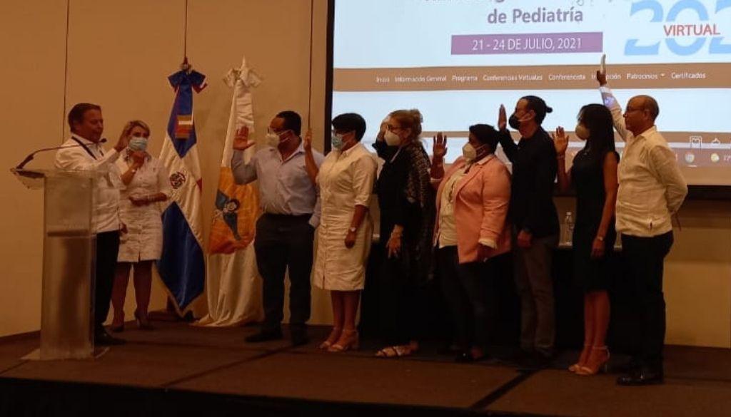 Doctora Luz Herrera asume dirección Sociedad  Pediatría