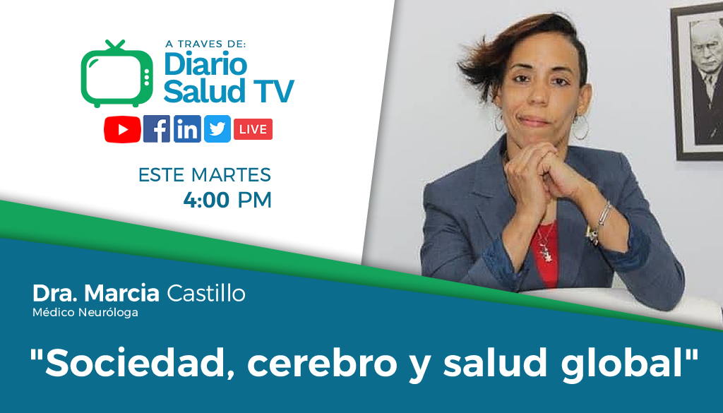 DiarioSalud TV invita a programa sobre cerebro