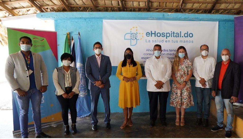 Implementan proyecto ofrecerá servicios telemedicina a comunidad rural de Jarabacoa