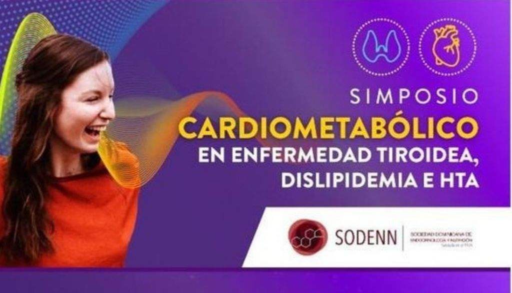 Sociedad Endocrinología desarrolla simposio cardiometabólico