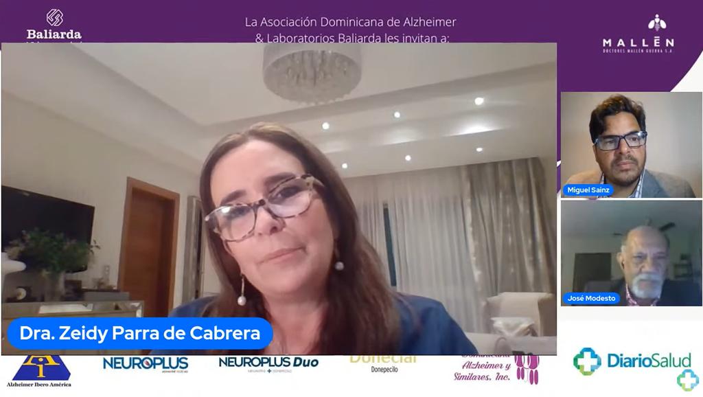 Asociación de Alzheimer realiza conferencia sobre comunicación en esta condición