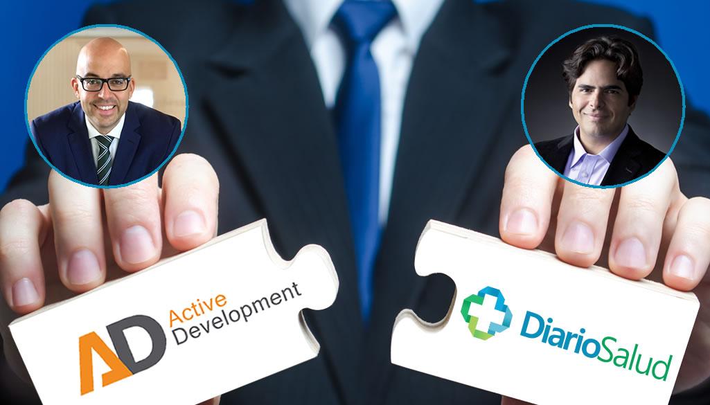DiarioSalud y Active Development impulsarán consulta médica y empresas de salud