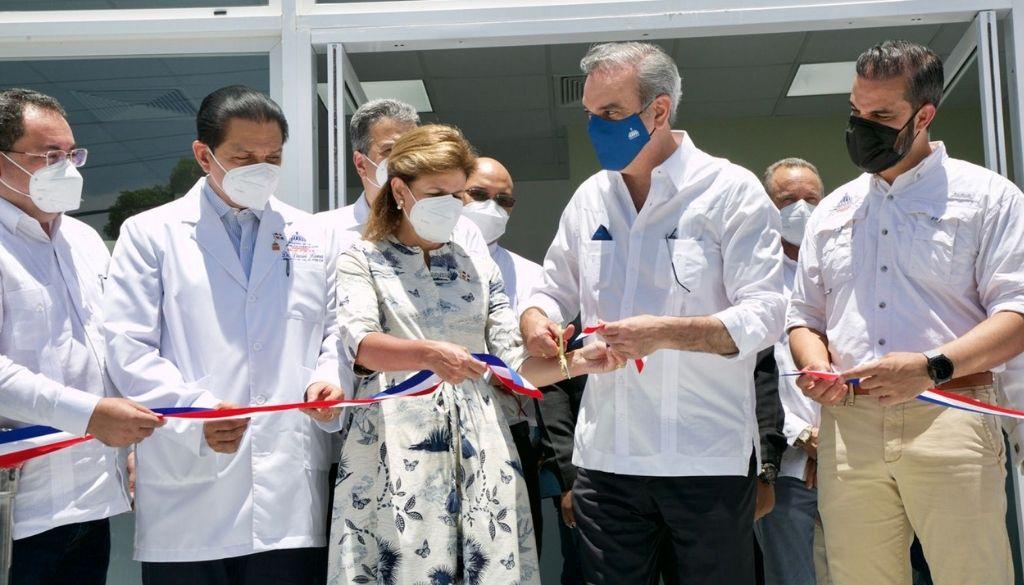 Inauguran Centro de Diagnóstico en Santiago
