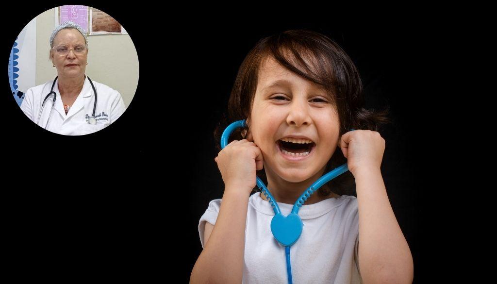 Pediatra llama a preservar salud de niños