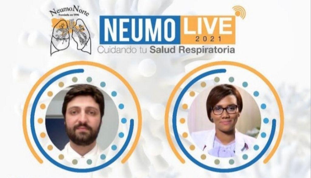 Neumólogos concientizan sobre neumonía
