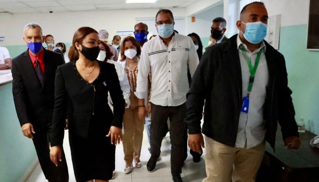 Comisión del SNS interviene hospital Musa