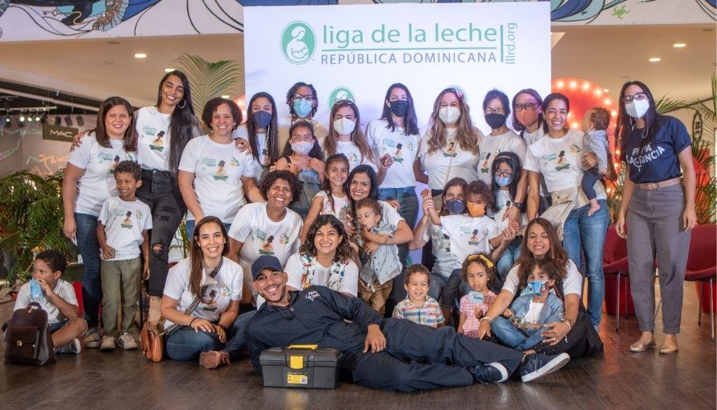 Inauguran campaña a favor lactancia materna