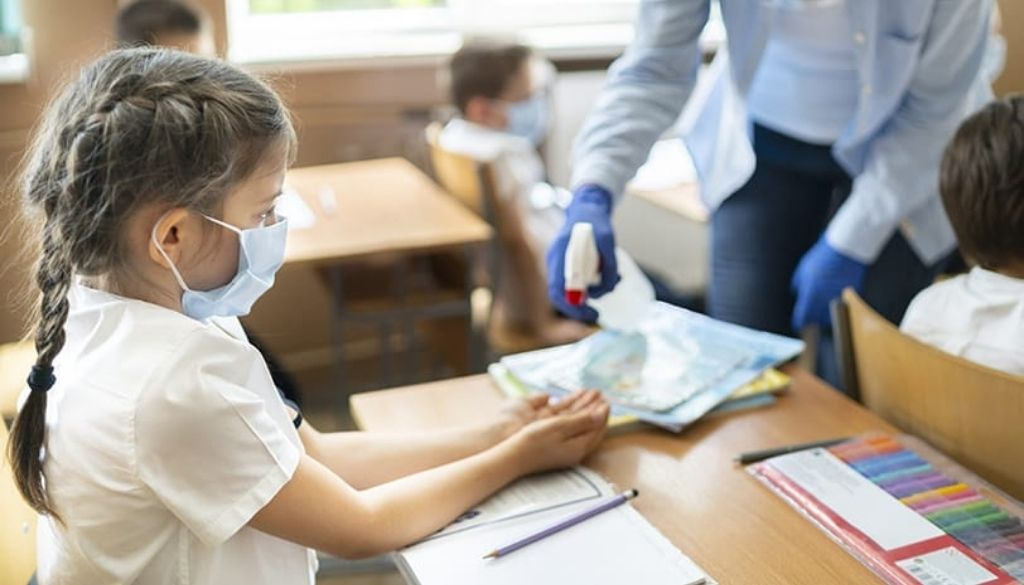 ¿Qué recomienda la Sociedad de Pediatría ante el regreso a clases?