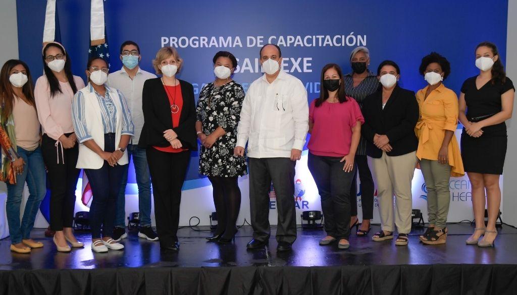 Culmina el Programa de Capacitación en Investigación en Salud USAID.ExE