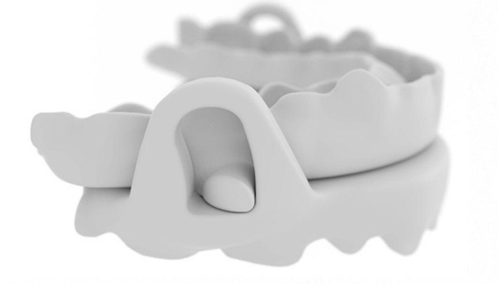Crean dispositivo personalizado para tratar apnea del sueño