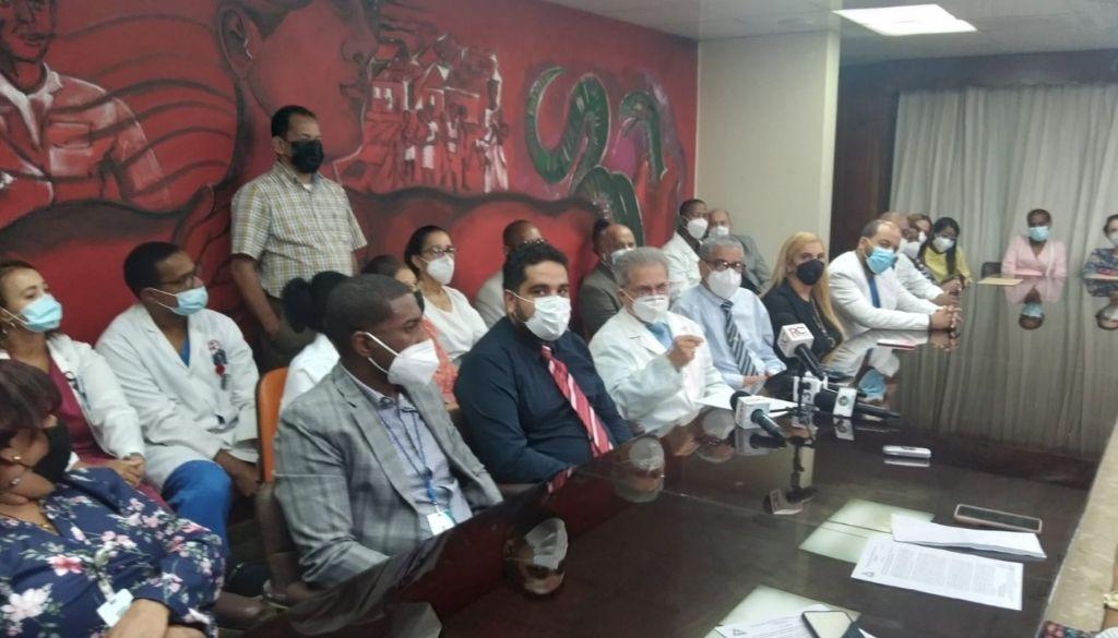 Médicos vuelven a huelga nacional contra ARS