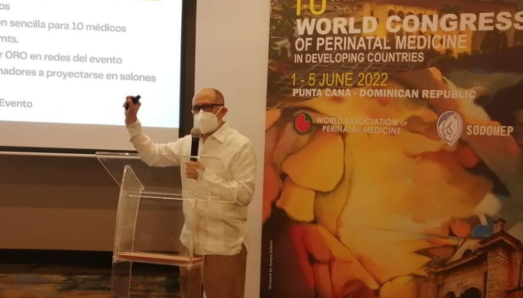Sociedad Medicina Perinatal lanza 10th Congreso Mundial (VIDEO)