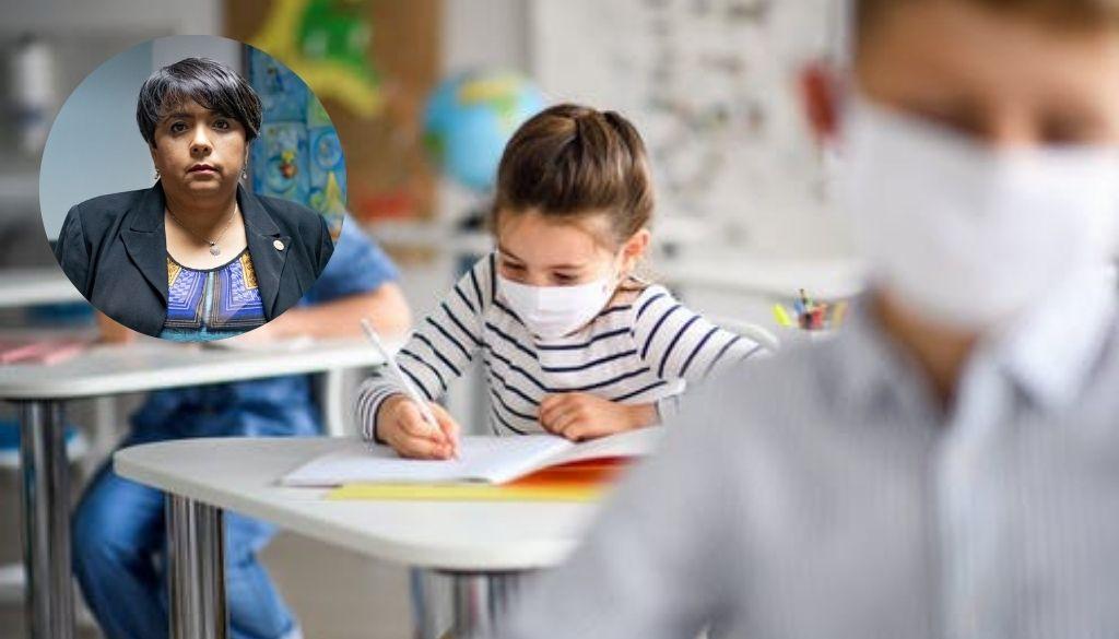 Llaman autoridades prepararse ante posible aumento COVID-19 en niños