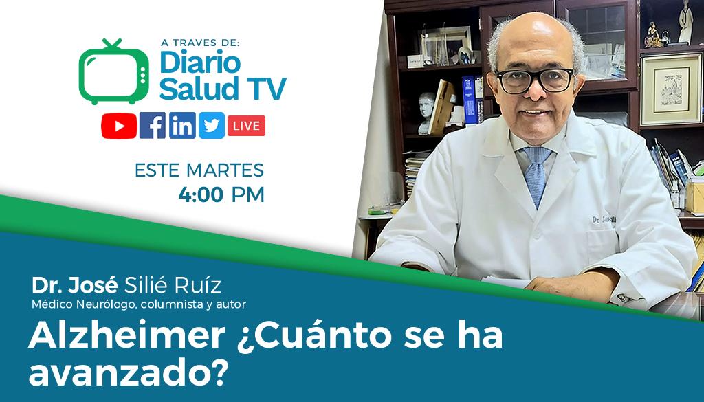 DiarioSalud TV invita a programa sobre Alzheimer