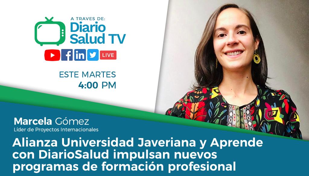 DiarioSalud TV realizará programa sobre  formación profesional