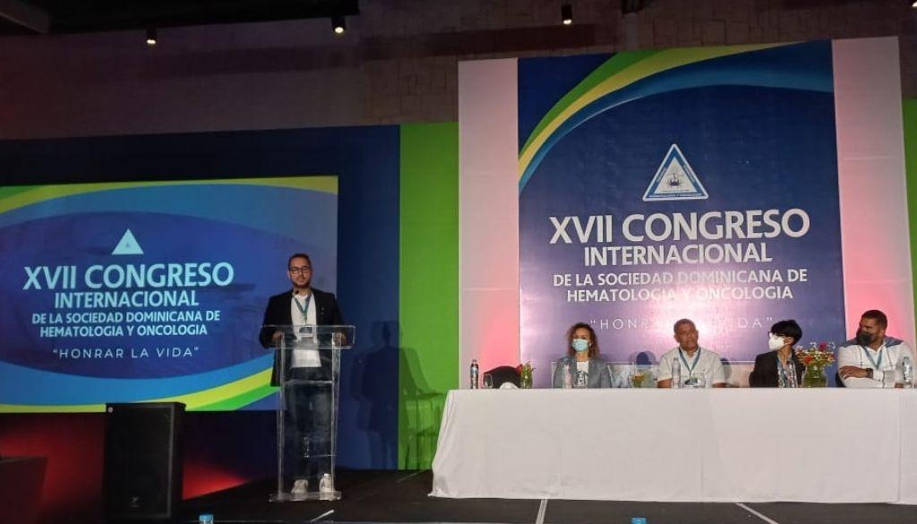 Oncólogos presentan innovaciones en Congreso Internacional