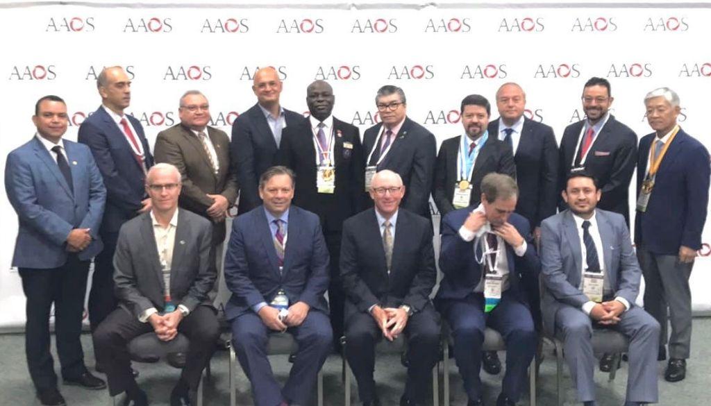 Ortopedas dominicanos participan en congreso de la Academia Americana de Cirujanos Ortopedistas