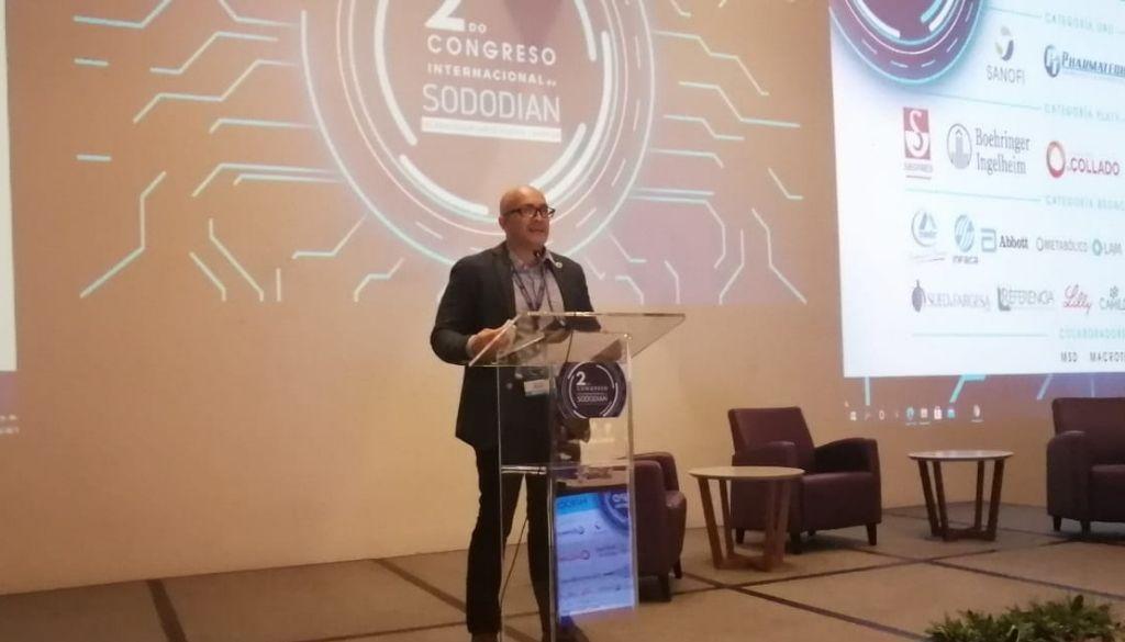 Sociedad Diabetes desarrolla 2do congreso internacional