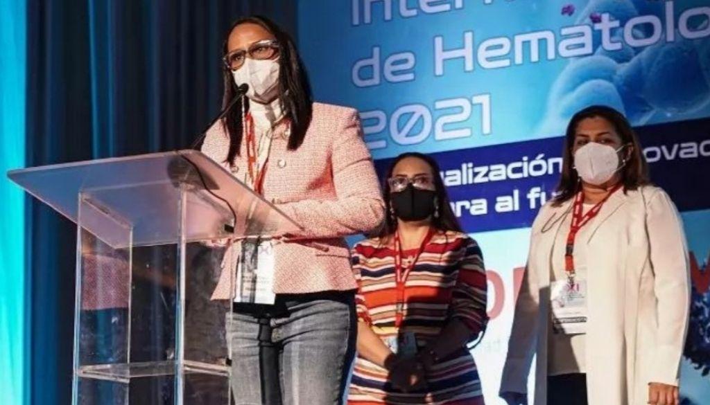 Hematólogos dan inicio a su congreso internacional