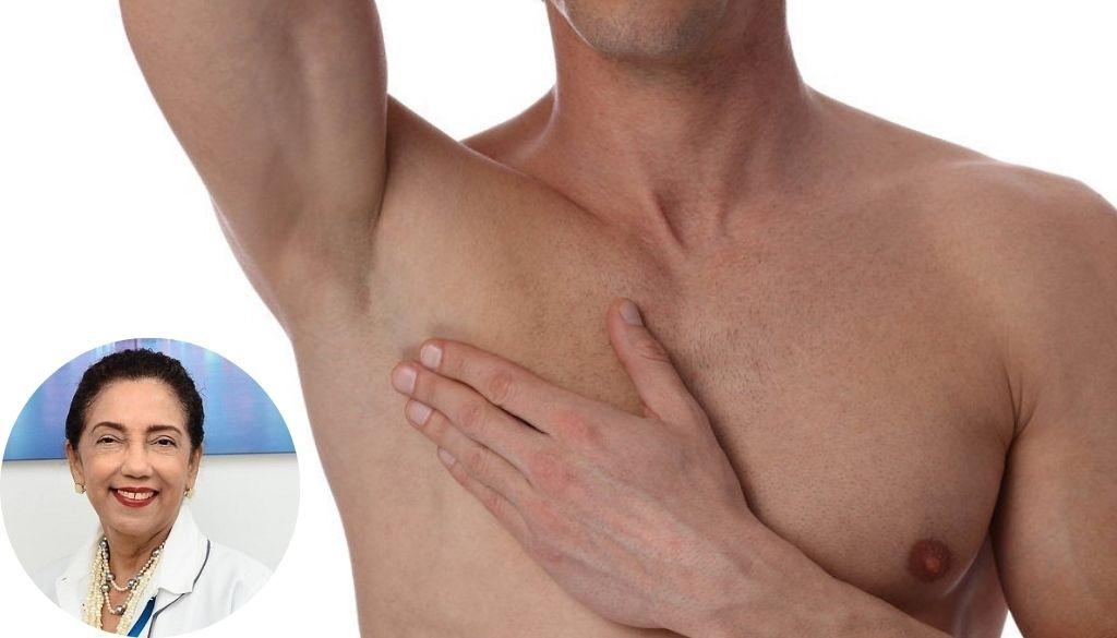 Algunas pinceladas sobre el cáncer de mama en hombres