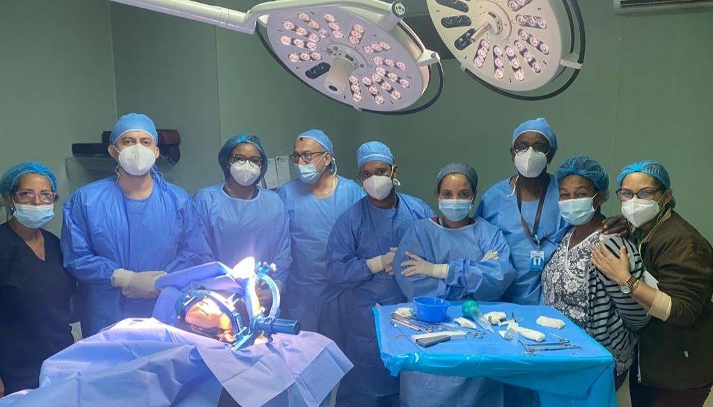 Realizan jornada quirúrgica para enfermedades funcionales